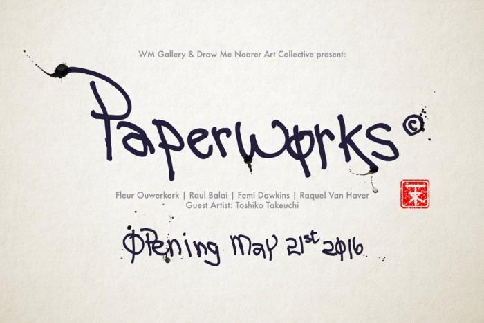 Paperworks Poster